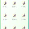 10卵9連整いました。