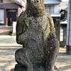 どうして神社に猿の石像が祀られている? 福岡県大川市 小保
