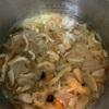 【ホットクック】栄養満点の豚汁で健康向上・熱中症予防