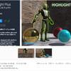 【新作無料アセット】手軽で高機能!アウトライン、グロー、シースルーエフェクト「Highlight Plus」/ 2Dアクション基本素材パック「2D Simple Character : Swordman」/ ネズミの戦士「Mouse Knight PBR」/ 目玉が怖いSFロボ「Enemy Robots」