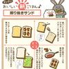 簡単レシピ♪「照り焼きサンド」