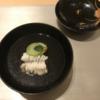 京料理、夏の椀物