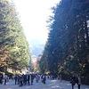 日光東照宮に行ってみた。