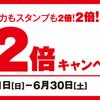 島村楽器スタジオ スタンプカード2倍キャンペーン!