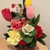 しおれた花をお湯につけて復活させる時は茹で上がらないように注意