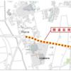 茨城県古河市 仁連江口線(市道三和7317号線)が開通