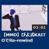 「びよ式KAITOでRe-rewind」 を投稿