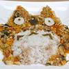 まるごとトトロキーマカレー Keema curry of the big TOTORO