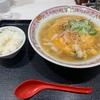 【餃子の王将】『極王天津麺』の件