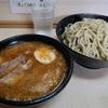 【船橋】 夏日に食べる、ピリッと辛い味噌つけ麺  @ラーメン二郎  京成大久保店 その144