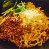 大阪・グランフロント『創作中華レジーナ』の『担々麺(汁なし)』