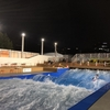 「スポル品川大井町のCitywave」夜もサーフィンできる