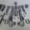 【ガンプラ】 1/100 リアルタイプ MS-06 ザクを作る その168 2020年6月4日 【旧キット】(内部フレーム フルスクラッチ)