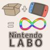 『Nintendo Labo』とは『Nintendo Switch×段ボール=無限大!!』