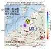 2017年10月19日 18時15分 新潟県上越地方でM3.1の地震