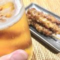 【お取り寄せ】竹乃屋の「博多ぐるぐるとりかわ」ってやつ、今までで1番の鶏皮な気がする