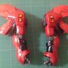 【MGサザビーVer.Ka】その12-肩パーツ作成2