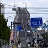 ベタ踏み坂と鬼太郎(島根→鳥取)