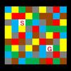 六色三色迷路:問題2