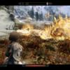 Skyrim Special Editionを魔法使いで久々にプレイ開始。