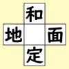 【脳トレ】漢字穴埋め 420問目