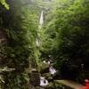 洒水の滝@山北町