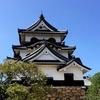 彦根城と Chromebook
