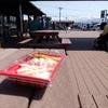 バイ貝と桜とミーゴレン 【富山】【飲食】