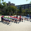 年少さん☆運動会の練習