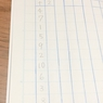 6歳のお勉強「10マス計算」はじめました。