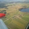ヨーロッパの空さんぽ(フランクフルト、ザルツブルク)