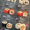 リトアニア留学記 9/12 sushi