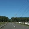 北海道一周その後 大間から寒立馬が出る東通村の尻屋崎灯台を走る