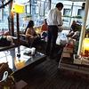モルディブ日本人会  テラスで BBQ
