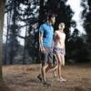 朝活筋トレで人生が変わる10 日常をトレーニングの場にする!! 森を歩く!!
