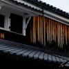 「新撰組結成の地 壬生を歩く」その4・旧前川邸土蔵@京都2020