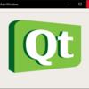 Qt - ビルドシステムに CMake を利用する (UI/リソース定義ファイルを含むプロジェクト)