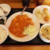 エビチリは丼で食べるのが正解だと思う @大網 中華料理 鉄人