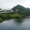 塩川ダム(山梨県北杜)