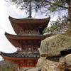向上寺三重塔その2