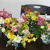卒業式用の花