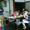 6/15刺繍WS@八丈島cafe HANAHANA ご参加ありがとうございました!