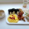 ビジホの朝食
