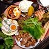 アジア料理をご賞味あれ!