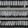 【Mac】複数のファイル名をまとめて一括変更(リネーム)する方法