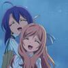 【邪神ちゃんドロップキック】アニメ第7話を見た感想 2人の幸せそうな笑顔が良かった