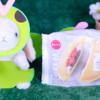 【もちっとどら 苺&ホイップ】セブンイレブン 4月8日(水)新発売、セブン コンビニスイーツ 食べてみた!【感想】