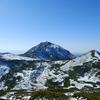 ニペソツ山 2013m