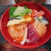 *ハノイの自宅で【海鮮丼】をデリバリー♡*
