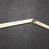 お尻で割り箸を折るための練習方法
